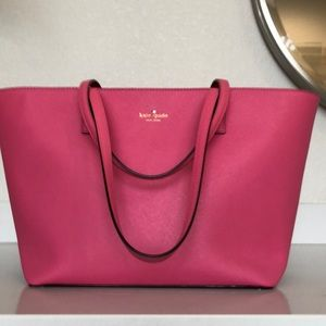 Kate Spade Pink Shoulder Bag
